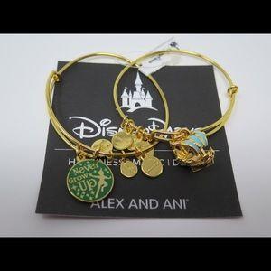 Alex and ani Peter Pan bracelet